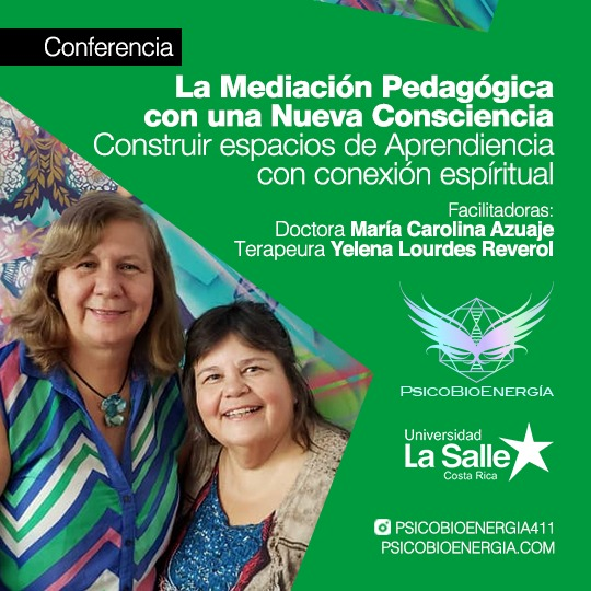 CONFERENCIA Universidad La Salle de Costa Rica