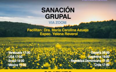 SANACION GRUPAL