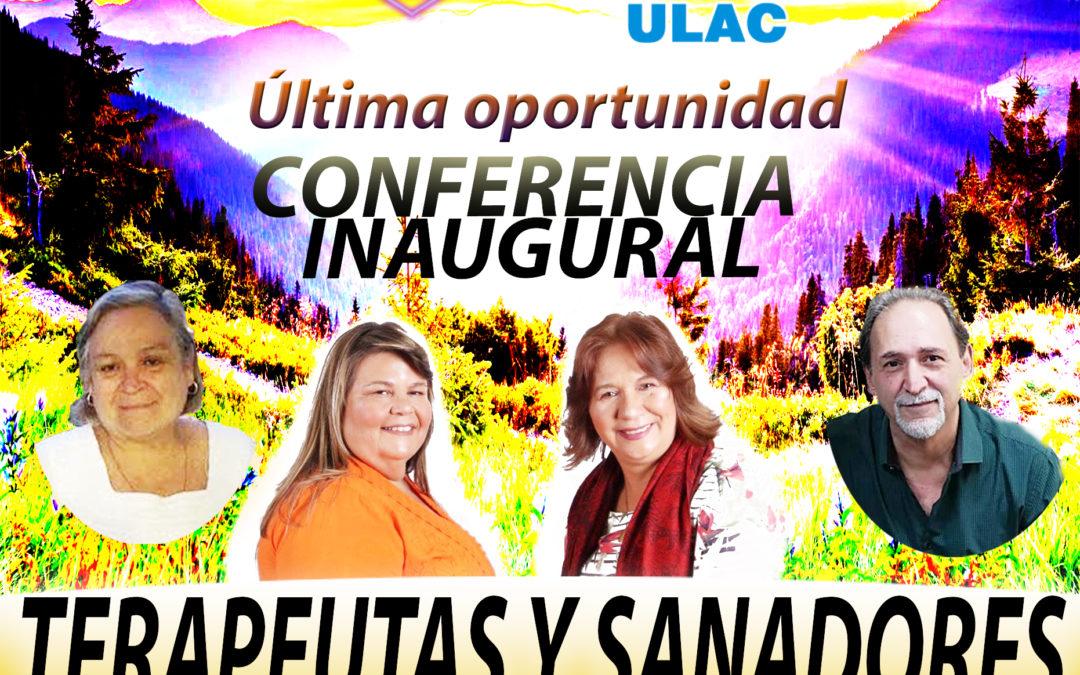 DIPLOMADO  Terapeutas y Sanadores PSICOBIOENERGÍA Y ALQUIMIA CUÁNTICA en CONVENIO U.L.A.C.